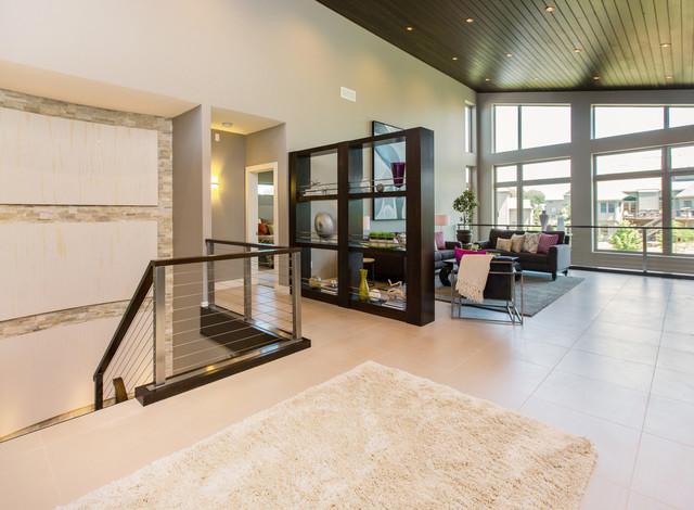 2013 HomeShow Expo contemporary-living-room