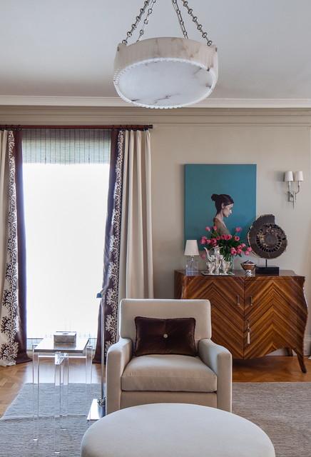 Living Room Showcase Design: 2013 San Francisco Designer Showcase
