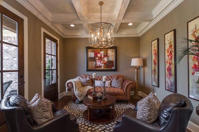 2013 St Jude Dream Home Nashville transitional-living-room
