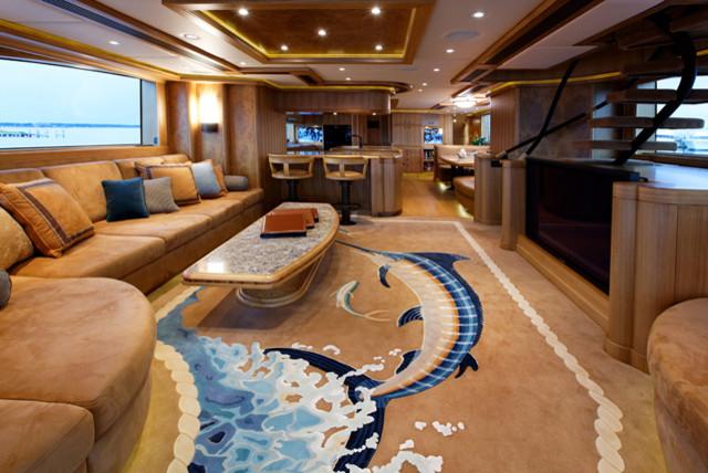 2013 Summer Yacht Interiors