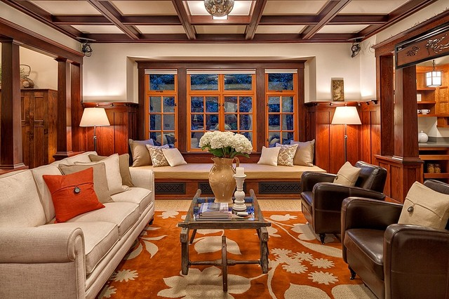 ... Houzz.com Queen Anne Style Living Room Furniture ... Part 36