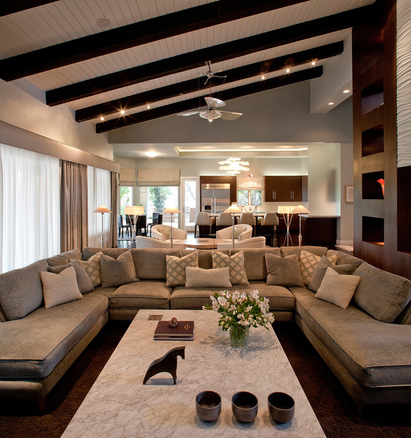 Great Living Room Ideas: 1st Place 2014 ASID Singular Space Winner