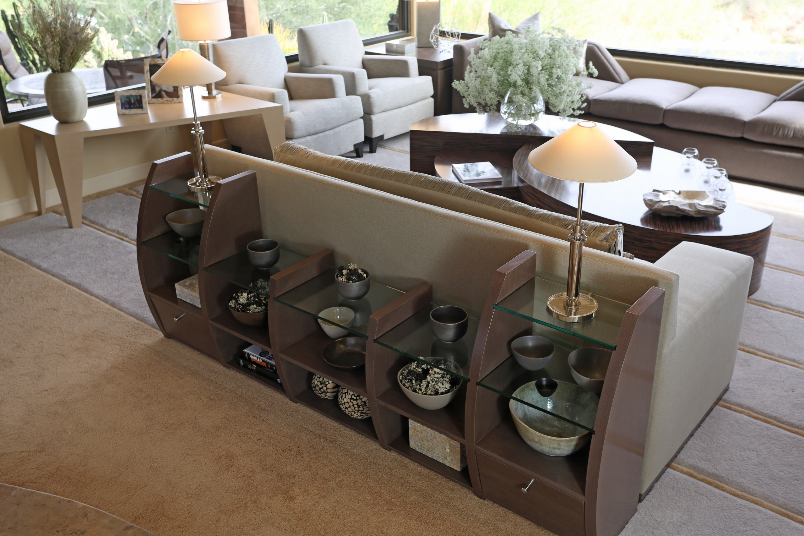 * 2014 FIRST PLACE WINNER - ASID - FURNITURE * Custom Console Table