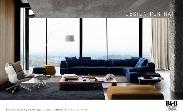 2015 b b italia ad campaign. Black Bedroom Furniture Sets. Home Design Ideas