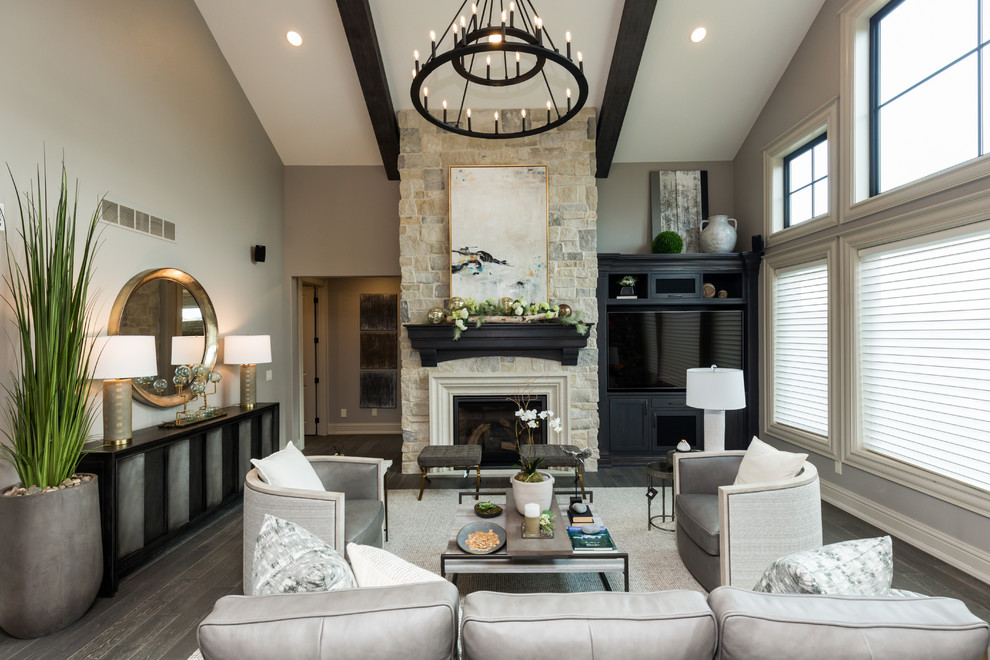 2018 home show  transitional  living room  other