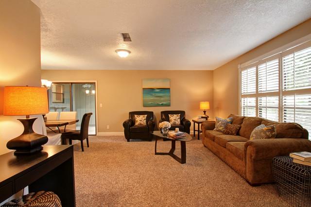 2107 Ivygail Dr Jacksonville FL 32225 Eclectic Living Room Jacksonvil