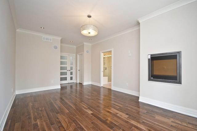 211 Carleton Ave. Semi-Detached modern-living-room