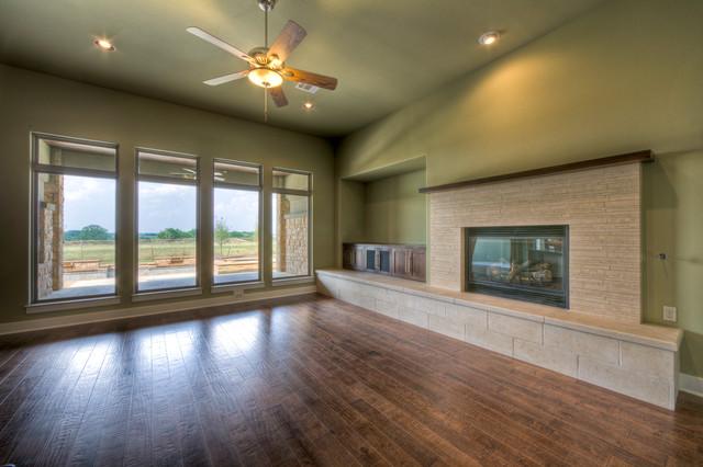 2316 Camino Del Verde modern-living-room