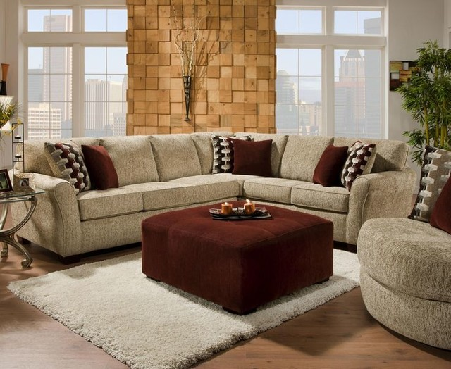 2500 by Corinthian Contemporary Living Room Other by Wolf