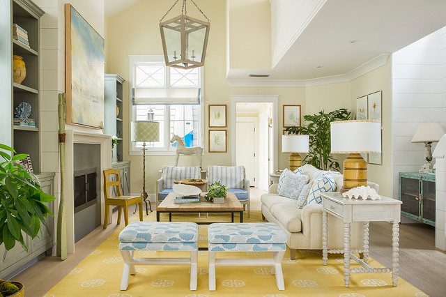 2nd street coastal living room los angeles by for 2nd living room ideas