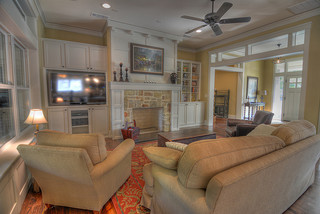 316 Arborcrest Traditional Living Room Dallas By