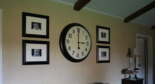 Ideas For Decorating With Clocks