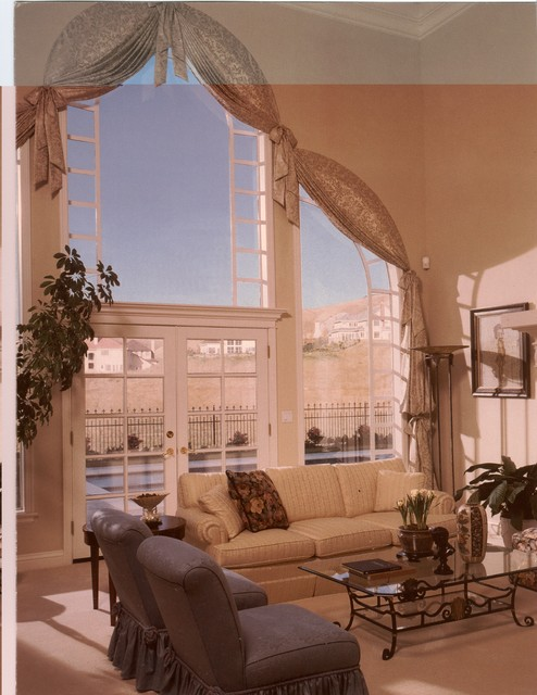 3M Scotchtint Window Film traditional-living-room