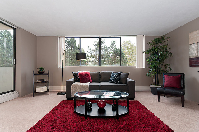 401-7360 Halifax St - Burnaby contemporary-living-room