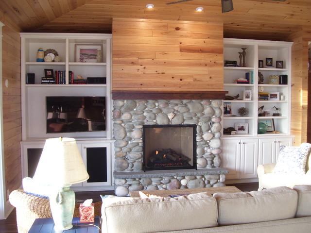 40th Street contemporary-living-room