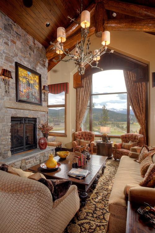 ... Room by Breckenridge General Contractors Pinnacle Mountain Homes