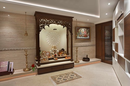 What Is The Ideal Size For A Puja Room