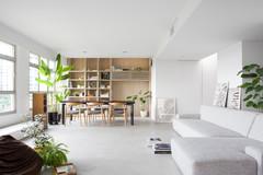 Visite Privée : À Singapour, un appartement aux airs de maison