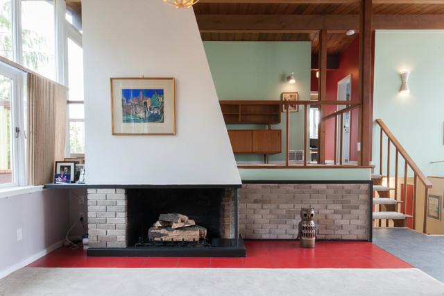 50 39 s classic west coast modern modern living room for 50s modern living room
