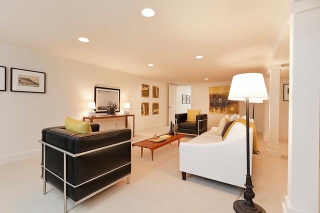 50 39 s modern ranch remodel for 50s modern living room