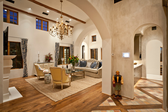 51st Place mediterranean-living-room