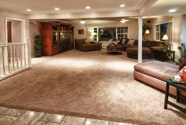 572 East Avocado Crest Road La Habra Heights Ca 90631 Traditional Living Room Orange