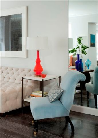 5th avenue for a young couple contemporary living room for Young modern living room