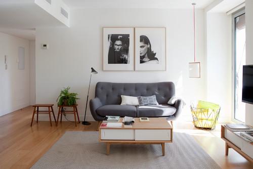 Decoração perfeita para casas pequenas