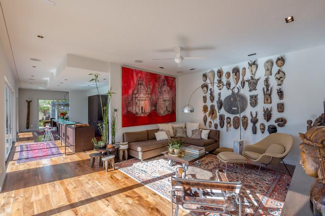 765 studio/residence, a modern residence in Atlanta, Georgia contemporary-living-room