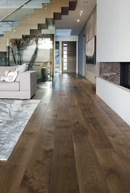 8 Greycastle Colour Estate Plank Collection White Oak Hardwood Flooring Modern Living
