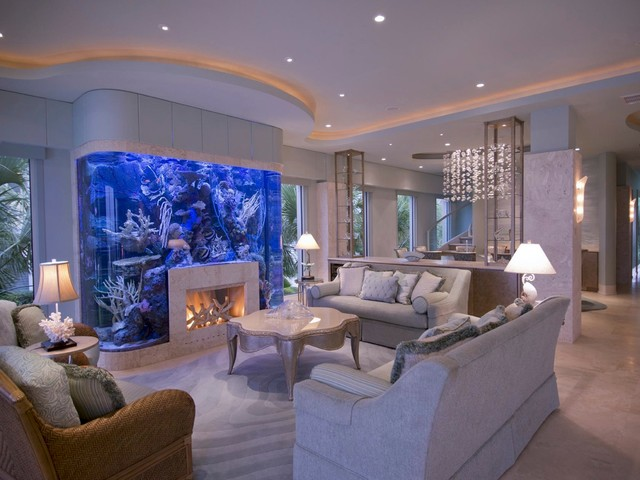 Genial A.G Tropical Living Room