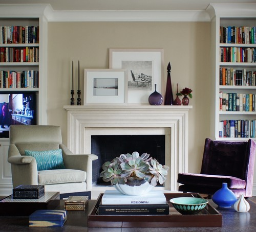 Decor ideas for each room of the house that take 10 minutes or less and utilize the items you already have