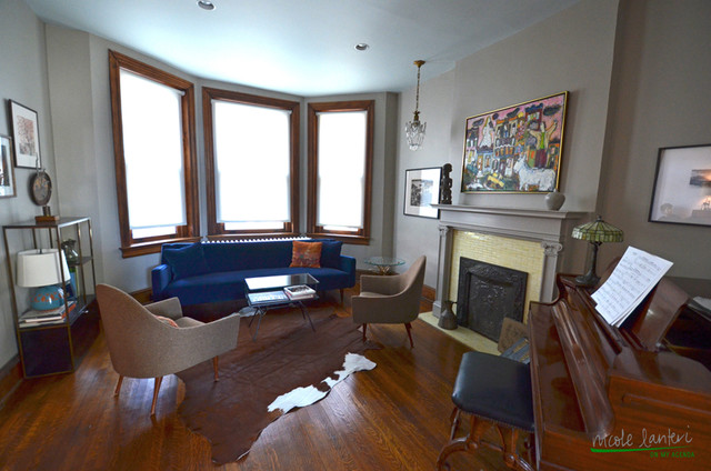Victorian Living Room Eclectic Other Metro Houzz