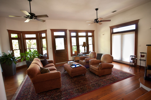 A New Old Home traditional-living-room