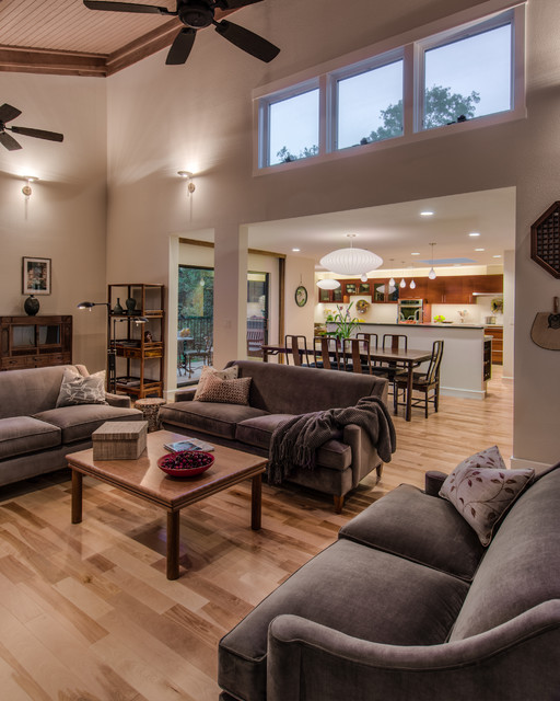 A project with Harrell Remodeling, Inc. traditional-living-room