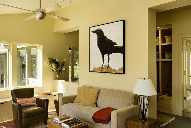 A Ranch Re-dressing Hanover NH contemporary-living-room
