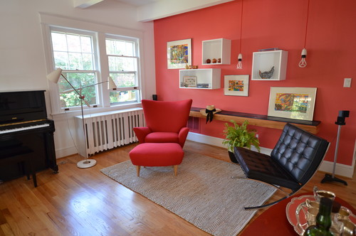 6 Cheerful colors to paint a room