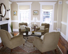 AbbeyK, Inc. traditional living room