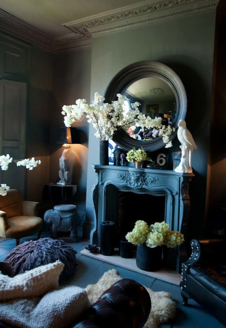 Good What Do Interior Designers Make #3: Eclectic-living-room.jpg