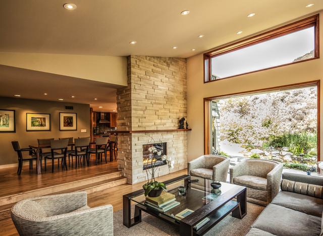 Abramson contemporary-living-room
