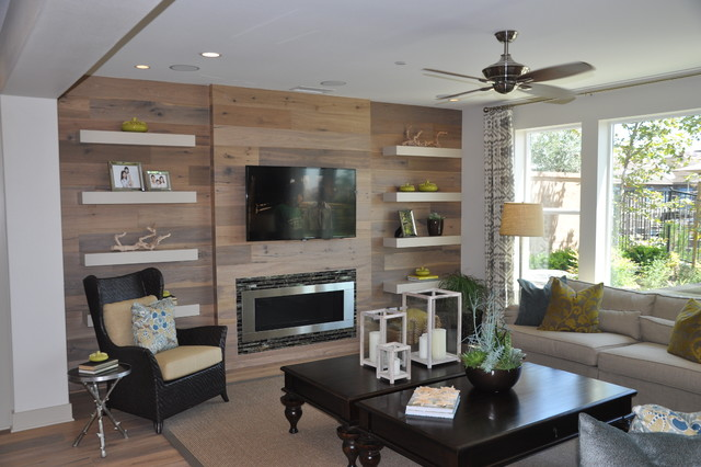 accent wall fireplace entertainment center combo rh houzz com TV Fireplace Entertainment Center Fireplace Mantel Entertainment Center