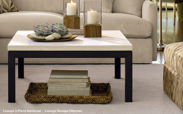 Tropical Living Room Other Houzz Uk, Living Room Table Accessories