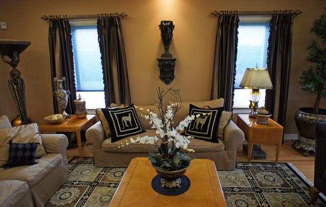 Accessorizing Living Room Ottawa By Bernacki