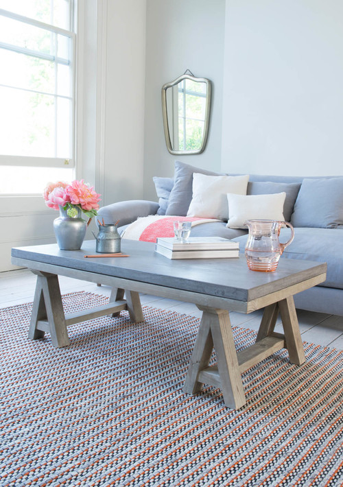Ace coffee table con denim drift color azul de dulux diariodesign