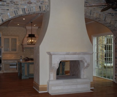 Added Fireplace Feature