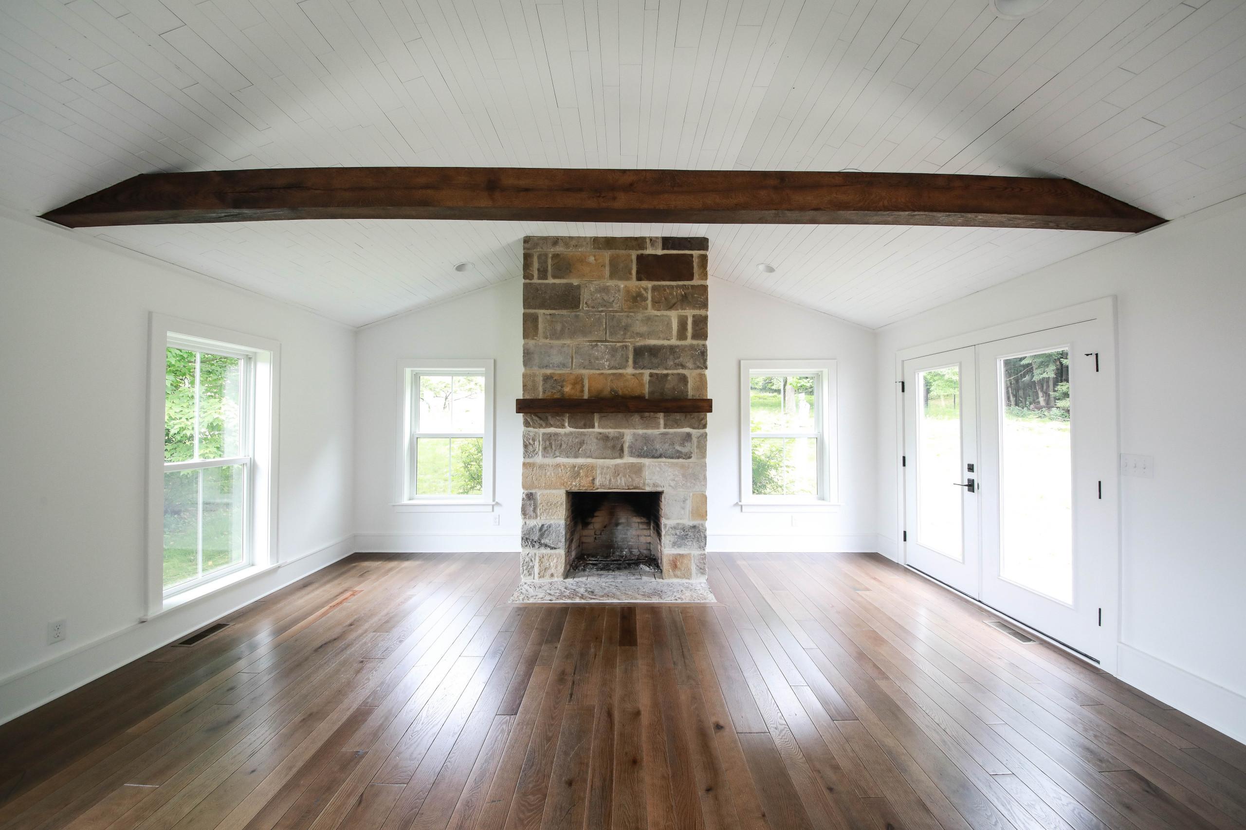 Addition and Renovation: Mon County Farmhouse