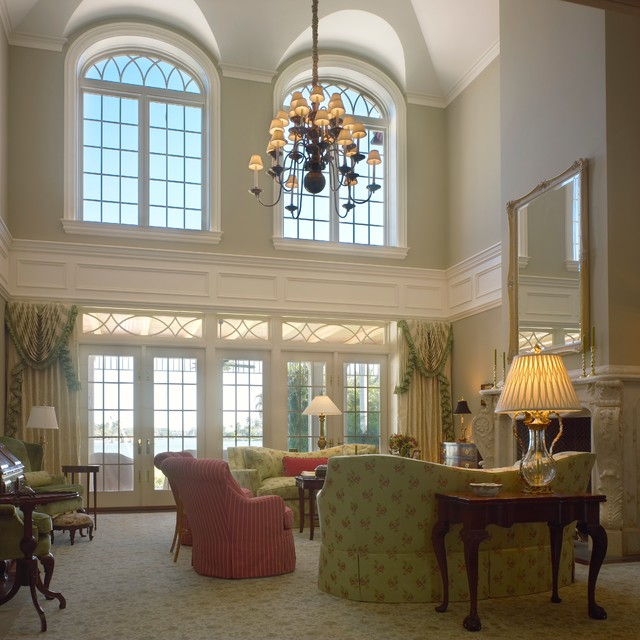 Admiralty traditional-living-room