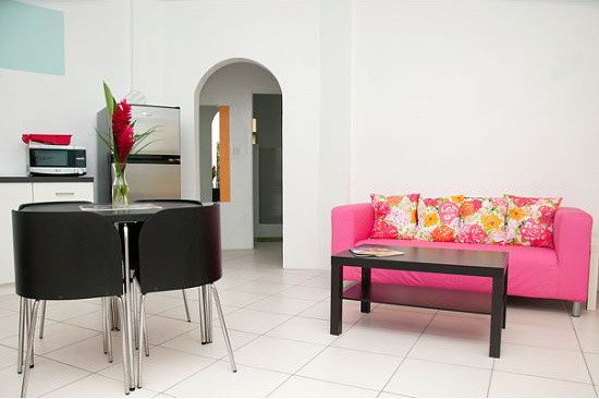 Adrienne Chinn Design modern-living-room