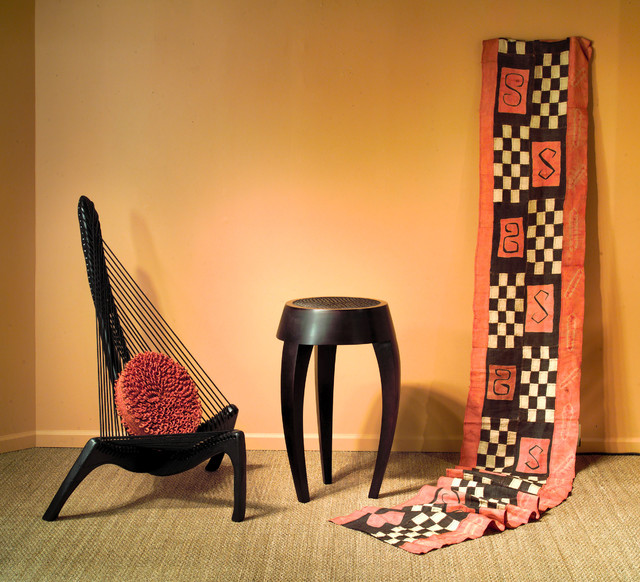 contemporary african furniture. african furniture decor rugs art and lighting eclecticlivingroom contemporary