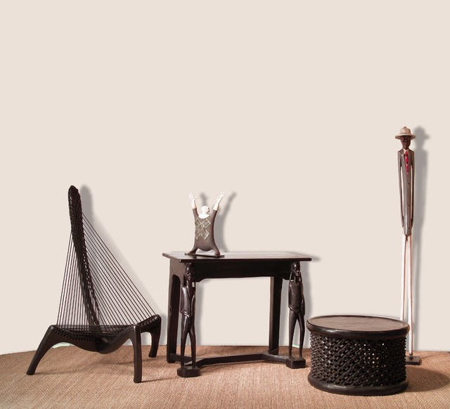 African Living Room Furniture - Contemporary - Living Room ...